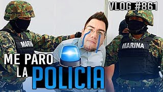 Download Vlog 861 |ME PARÓ LA POLICÍA Video