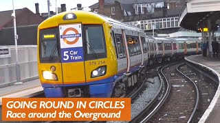Download Going round in circles, Overground Video
