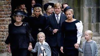 Download Herdenking Prins Friso in de Oude Kerk in Delft Video