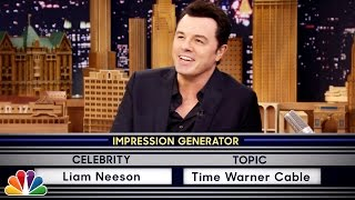 Download Wheel of Impressions with Seth MacFarlane Video