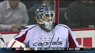 Download Line brawl, goalie fight in 3rd Washington Capitals vs Philadelphia Flyers 11/1/13 NHL Hockey. Video