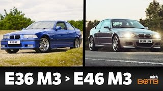 Download 5 Reasons Why I Bought A Rusty E36 M3 Over The 'Superior' E46 M3 Video