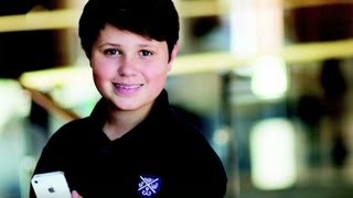 Download 12-year-old creates app for Apple Video