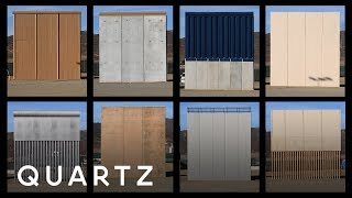 Download Is Trump's border wall art? Video
