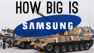 Download How BIG is Samsung? (They Have a Military Department!) Video