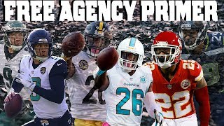 Download NFL Free Agency Preview: Big Names, Sleeper Studs, Risky Signings & More | Around the NFL Video