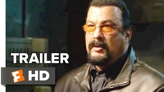 Download Contract to Kill Official Trailer 1 (2016) - Steven Seagal Movie Video