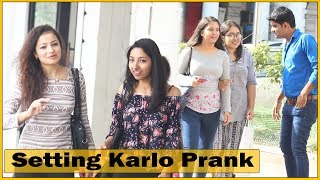 Download Setting Karlo Prank On Girls - Comment Trolling #13 | Prank In India | The HunGama Films Video
