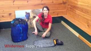 Download Gear Tip: Compression Sacks for Sleeping Bags Video