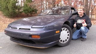 Download Introducing My 1989 Nissan 240SX Project Car! Video