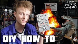 Download How To Make Your Own Drum Sequencer DIY The BIG BUTTON Video