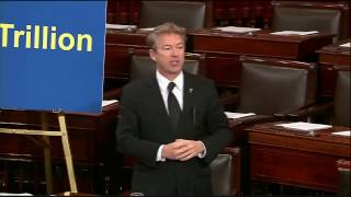 Download Rand Paul Blasts Republicans for Repealing Obamacare with Budget Video