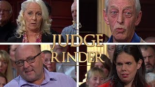 Download When People Curse in Court! | Judge Rinder Video