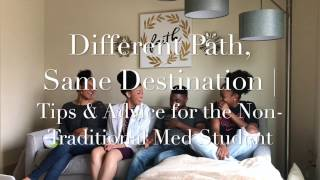 Download Tips & Advice for the Non-Traditional Med Student || Black Girl, White Coat Video