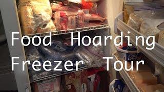 Download Food Hoarding: Freezer Tour Video