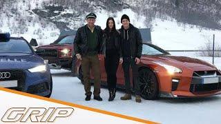 Download Der perfekte Fluchtwagen für den Winter | GRIP Video