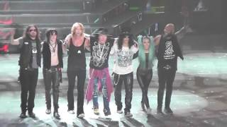 Download Guns n roses Paradise City Mexico 2016 Video