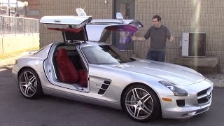 Download Here's Why the Mercedes SLS AMG Is Worth $185,000 Video