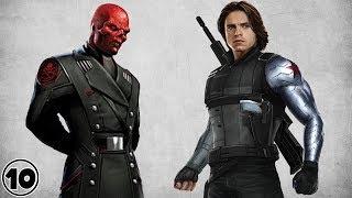 Download Top 10 Captain America Villains Video