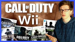 Download Call of Duty on Wii - Scott The Woz Video