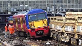 Download Train Crash at London Waterloo Video