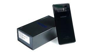 Download Распаковка Galaxy Note 8 в ожидании iPhone X Video