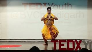 Download Shiv Stuti |Classical dance performance | Rahul Gupta | TEDxYouth@BVChandigarh Video