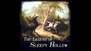Download Free Public Domain Audio Book: The Legend of Sleepy Hollow by Washington Irving Video