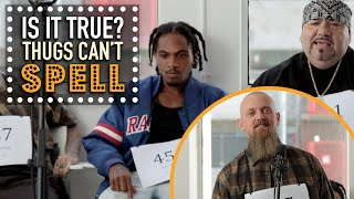 Download Thugs Can't Spell - Is It True? Video