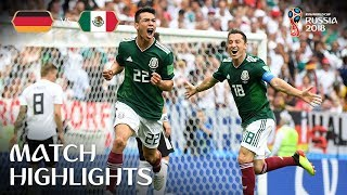 Download Germany v Mexico - 2018 FIFA World Cup Russia™ - Match 11 Video