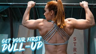 Download HOW TO GET YOUR FIRST PULL-UP | Most Common Weakpoints, Progression + Accessories Video