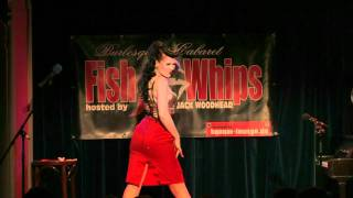 Download Beatrix Von Bourbon @ the Fish&Whips Burlesque Contest Opening Night Video