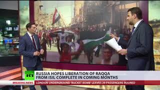 Download Russia, Iran & Turkey agree on final de-escalation zone in Idlib, Syria Video