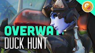 Download DUCK HUNT! Overwatch Custom Game Gameplay (Funny Moments) Video
