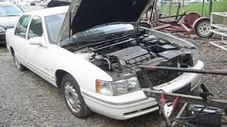 Download Back Lot Dealership Start Ups Part 2 (Volvo S80, Pontiac Grand Am, Ford Windstar, Cadillac Deville) Video