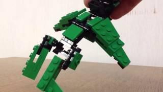 Download 【レゴ】変形する飛行機ロボ Video