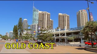 Download Surfers Paradise Beach & driving around Gold Coast Video