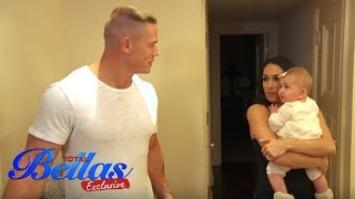 Download John and Nikki give the Danielsons a tour of their new San Diego house | Total Bellas Exclusive Video