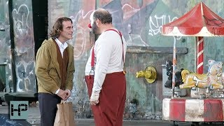 Download First Video - Joaquin Phoenix as The Joker - Filming in the Streets of NY Video