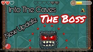 Download Red Ball 4 | Into The Caves The Boss Level 75 | Android Gameplay And Walkthrough Last Level The Boss Video