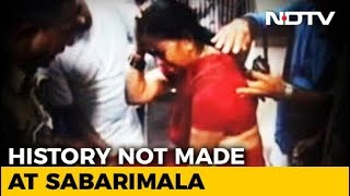 Download Sabarimala: Nine Attempts, No History, But Politics Takes Over Video