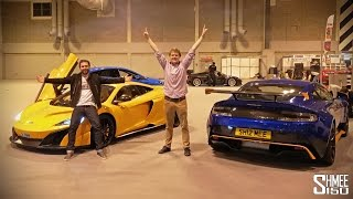 Download Bringing the GT8 and 675LT Home! Video