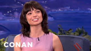 Download Kate Micucci Knows Exactly What Her Last Name Sounds Like - CONAN on TBS Video