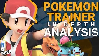Download Super Smash Bros. Ultimate - Pokemon Trainer In-Depth Analysis (Changes, Frame-Data, Aesthetics) Video