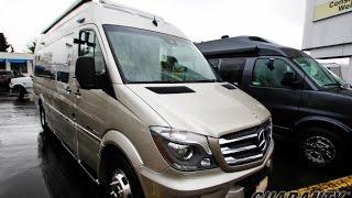 Download 2016 Roadtrek Adventurous CS Class B Diesel Camper Van Video Tour • Guaranty Video