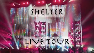 Download Shelter Live Tour [FULL SET] - Atlanta GA - 9/29/16 - Porter Robinson - Madeon Video