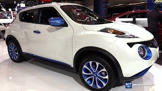 Download 2016 Nissan Juke SV AWD - Exterior and Interior Walkaround - 2016 Montreal Auto Show Video