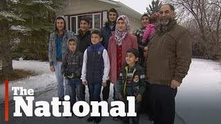 Download Struggling to Adapt: One Syrian Refugee Family's Story Video