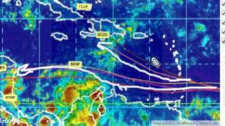Download Tropical Update Newly tagged Invest area 95L 16/7/17 Cayman Hurricane Center Video