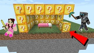 Download Minecraft: LUCKY BLOCK BEDWARS! - Modded Mini-Game Video